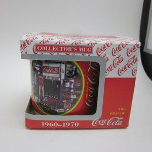 Coca Cola collector mug 1996